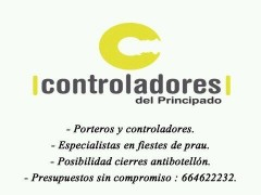 Controladores del Principado