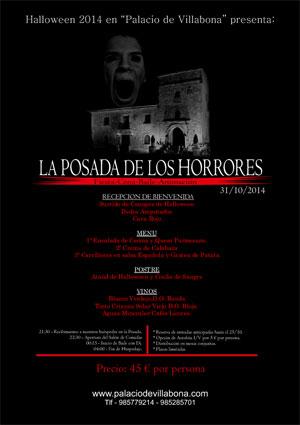 Fiesta de Halloween en el Palacio de Villabona