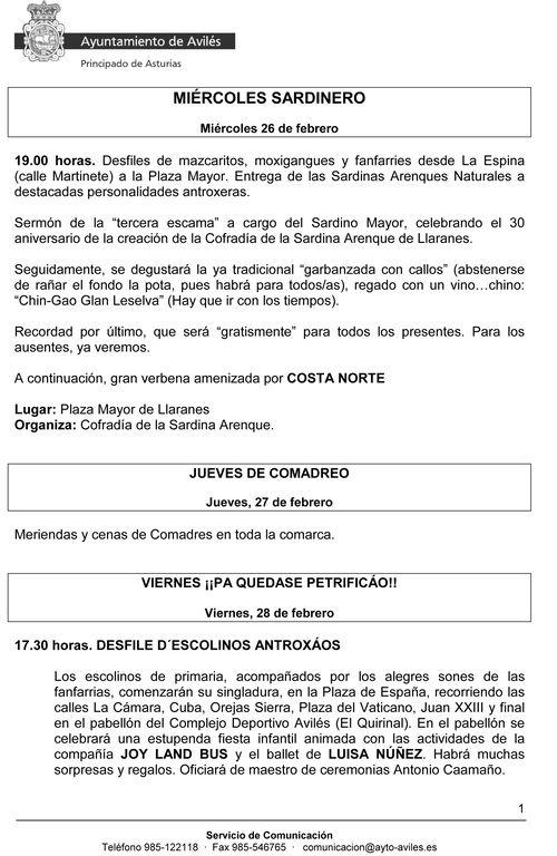 2014.02.15 NP Programa Antroxu 2014