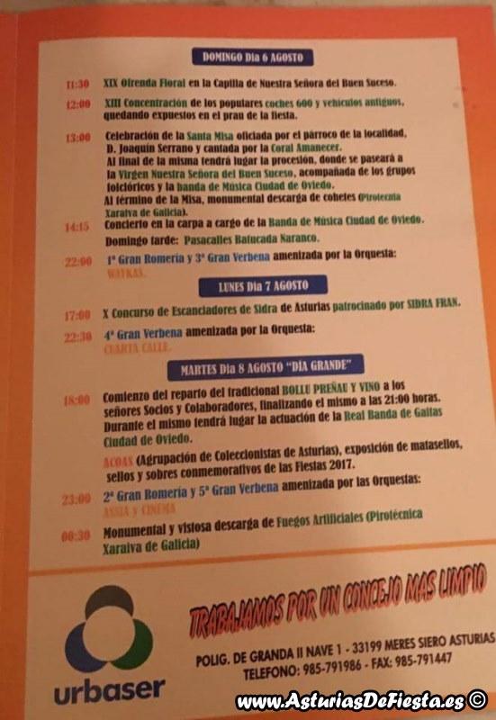 Nuestra se ora del buen suceso en el carbayu lugones - El tiempo en siero asturias ...