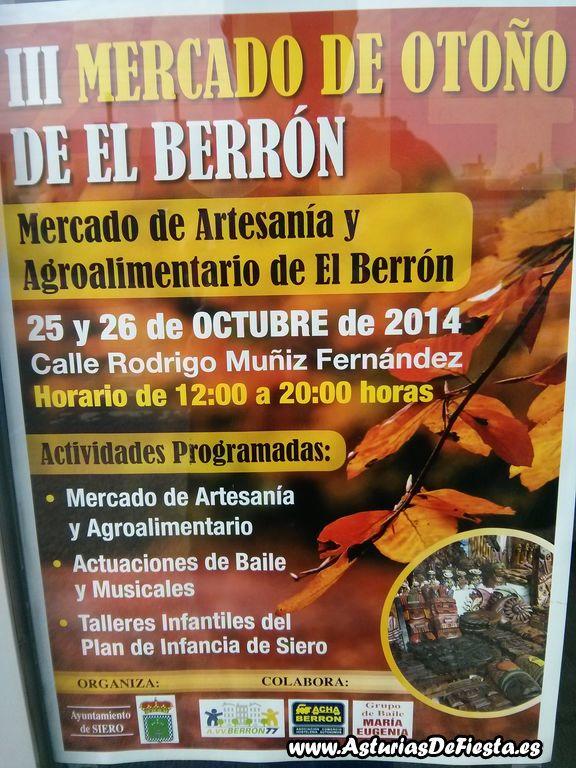 Iii mercado de oto o de el berr n siero 2014 10 - El tiempo en siero asturias ...
