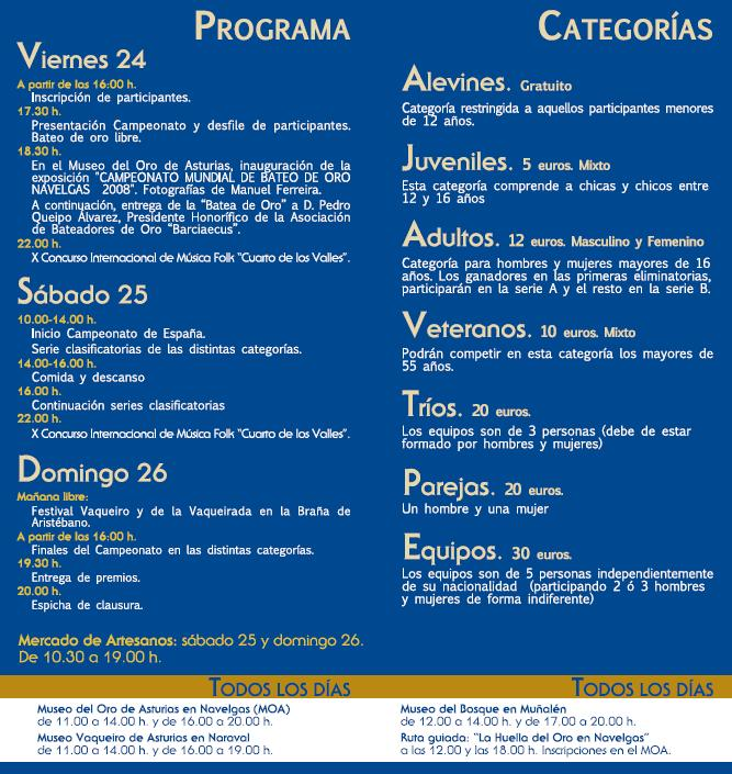 programacion-bateo-oro-navelgas-2009