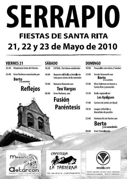 santaritaserrapio2010