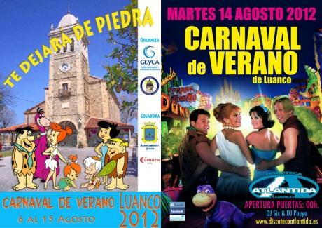 Carnaval de verano en luanco goz n 2012 08 agosto - Carnaval asturias 2017 ...