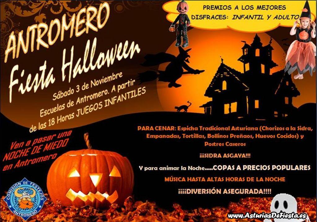 Halloween en ocioinfantilenasturias.blogspot.com