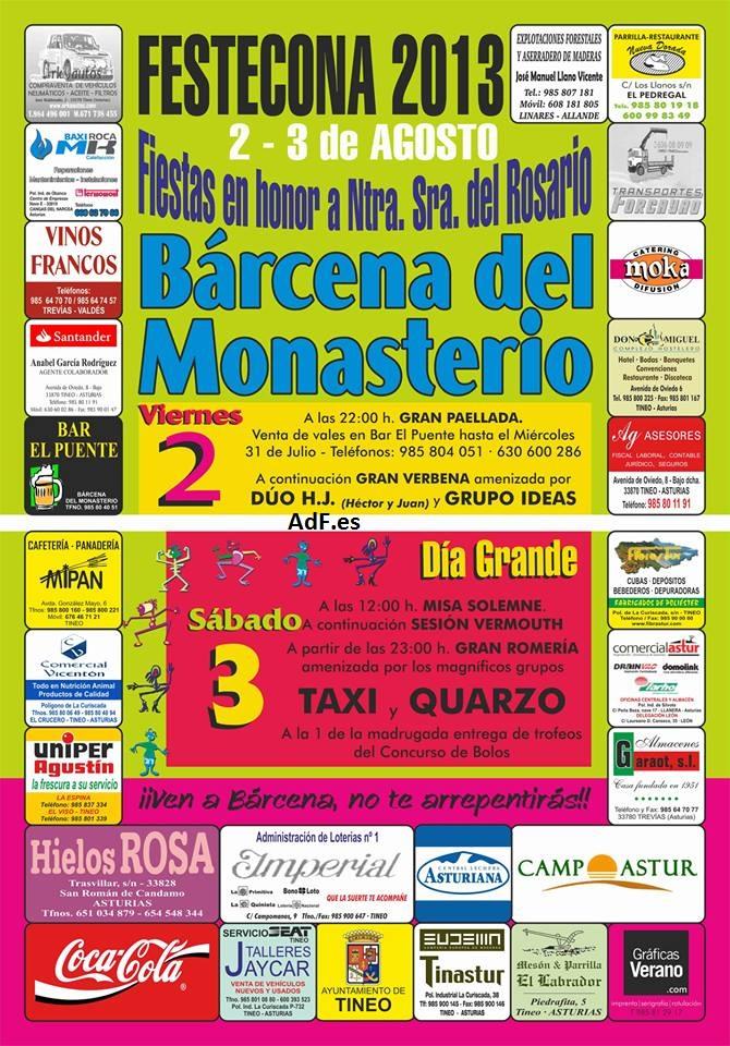 festeconabarcenasmonasterio2013