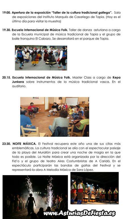 Programa FID'O 2013