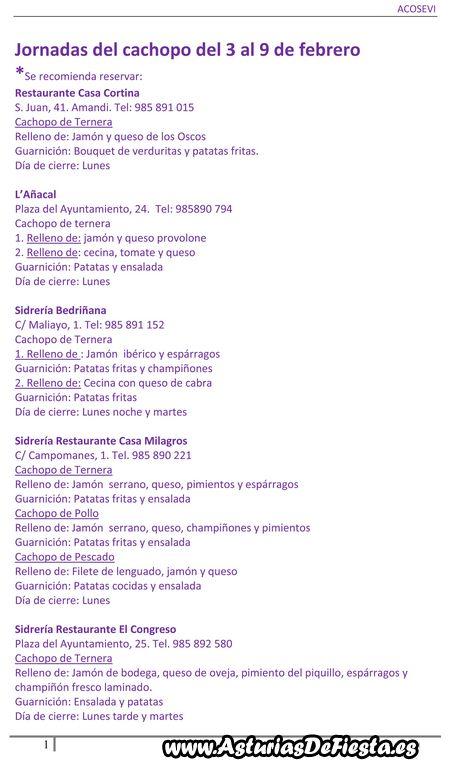 Microsoft Word - Participantes semana del Cachopo