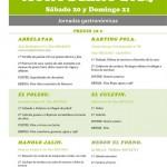 Microsoft Word - JORNADAS GASTRONÓMICAS AGROSIERO 2014.docx