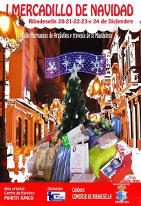 mercadillo navidad 2014