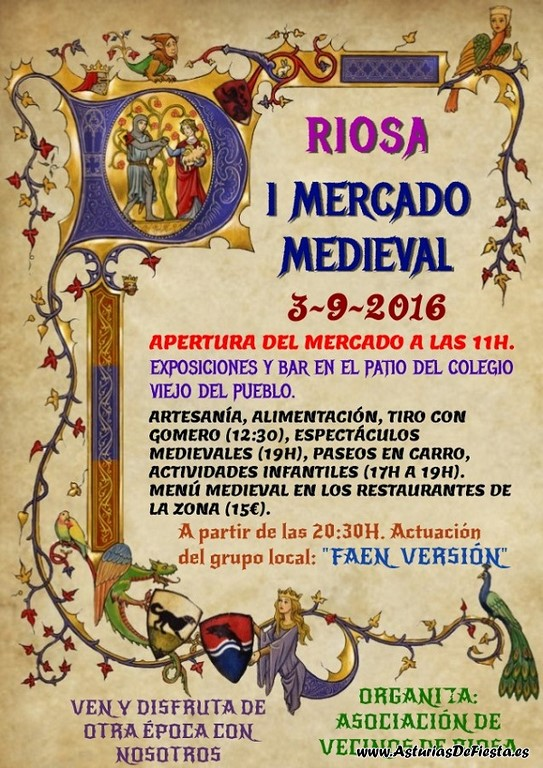 mercado medieval riosa 2016 (Copiar)