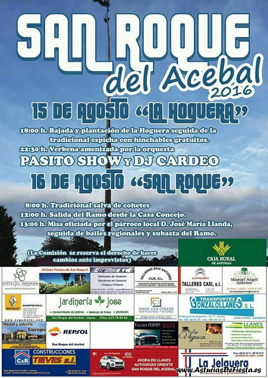 san roque del acebal llanes 2016 (Copiar)
