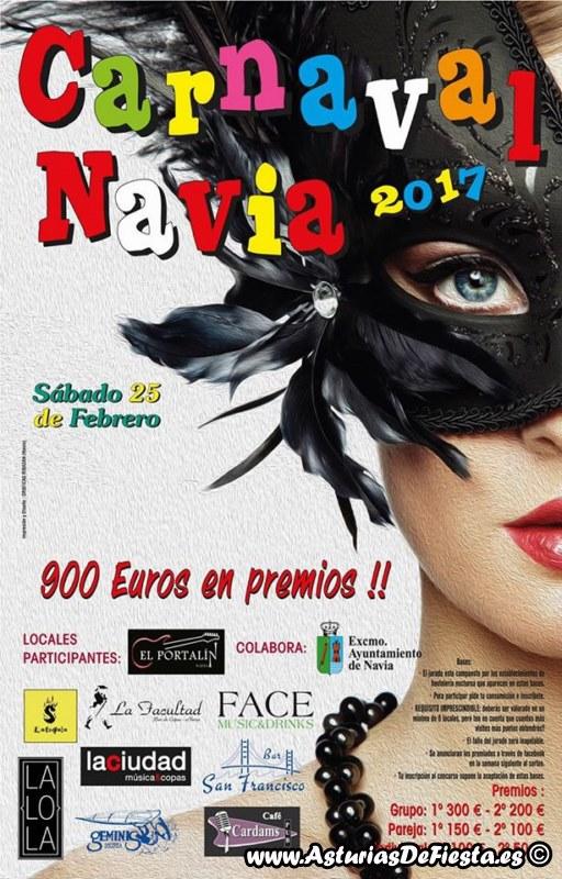 Fiesta de carnaval en navia 2017 02 febrero - Carnaval asturias 2017 ...