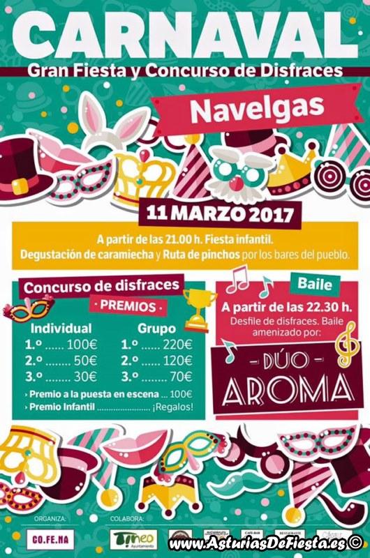 Fiesta de carnaval en navelgas tineo 2017 03 marzo - Carnaval asturias 2017 ...