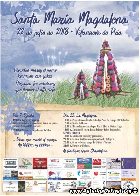 Fiesta De La Magdalena En Villanueva De Pria Llanes 2018 07