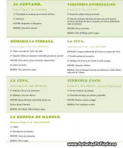 Microsoft Word - JORNADAS GASTRONÓMICAS AGROSIERO 2014